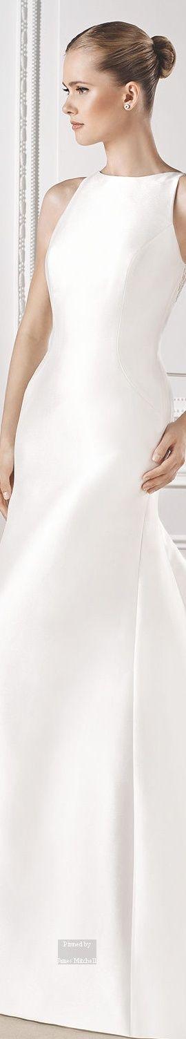 lasposa BARCELONA 2015 Wedding DRESS Collection