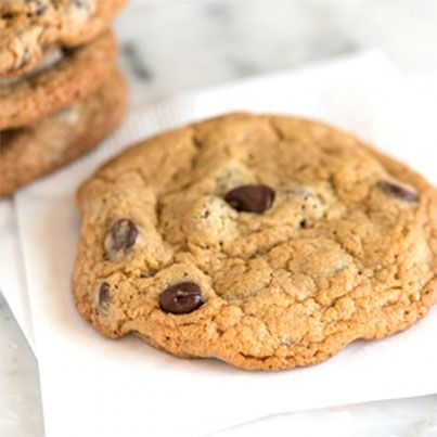chip oatmeal cookies crisp and chewy chocolate chip cookies recipe ...