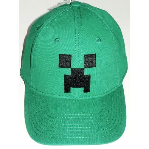 Minecraft Creeper sapka
