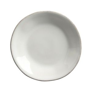 The Natural range feature hand crafted earthware and irregular shapes of dinner plate, starter plates, side plate, bowl and serving bowl.  Side plate is 16cm in diameter.