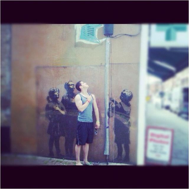 Banksy - Essex rd