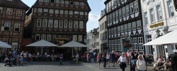 Unesco-Welterbe Hildesheim