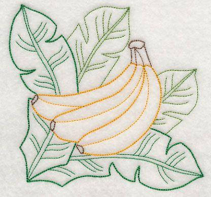 Banana canto (Vintage)