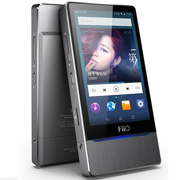 FiiO X7. El primer reproductor de audio digital portátil de FiiO está basado en el sistema Android, haciéndolo compatible con gran cantidad de aplicaciones de terceras compañías, como es el caso de Spotify o múltiples aplicaciones de reproducción musical. #FiiO  #AudioPortatil