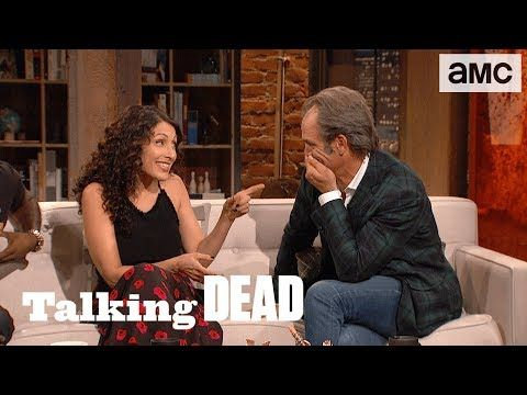 "'Steven Ogg on Simon' Highlights Ep. 805 ""The Big Scary U"" -- Steven Ogg (Simon), Desus Nice (Comedian, Co-host of Viceland's 'Desus & Mero') and Lisa Edelstein ('Girlfriends' Guide to Divorce') discuss the character of Simon and his role as a Savior. 