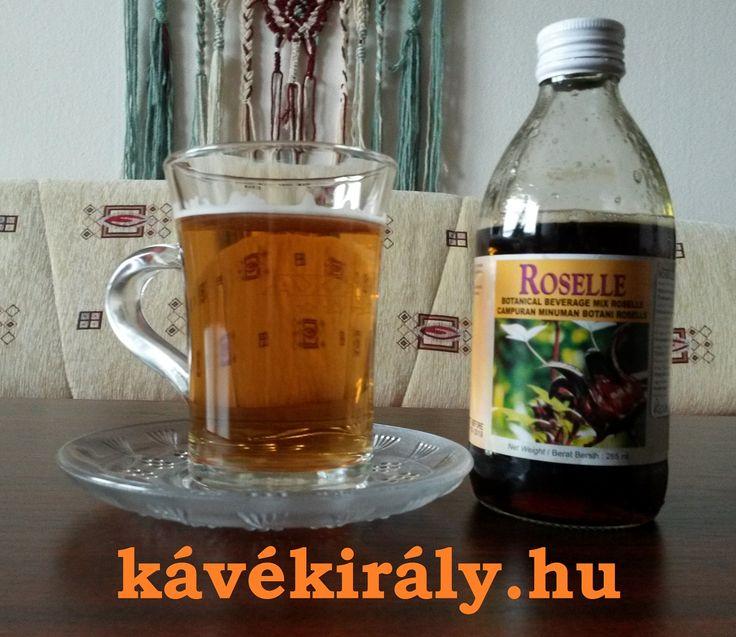 Szudáni hibiszkuszból készült ital, mely kiválóan helyettesíti a szörpöket is: http://www.kavekiraly.hu/blog-2016-05-03-DXN_Roselle_Juice__az_egeszseges_edes_szirup_minden_konyha_alapveto_tartozeka
