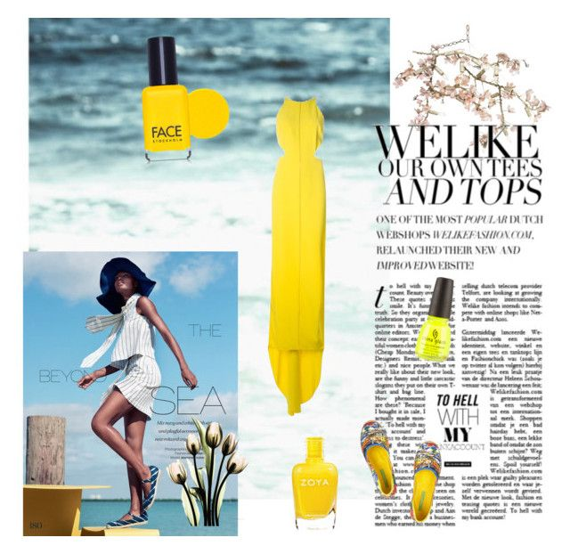"""""""Yellow submarine"""" by unghie-bellezza on Polyvore"""
