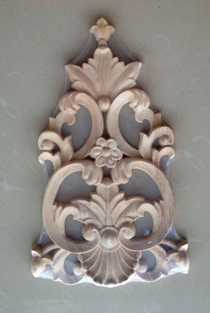 Las 25 mejores ideas sobre tallados de madera en for Muebles tallados en madera