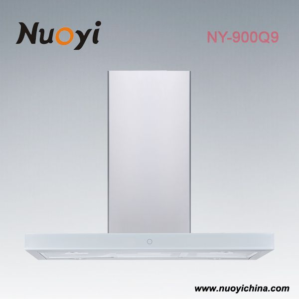 Tempered glass touch switch hood kitchens