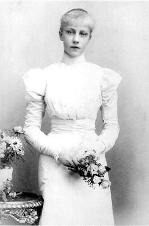 Royal family of Austria : Elisabeth Marie Henriette Stephanie Gisela (Laxenburg 2 Sep 1883- Vienna-Hütteldorf 22 Mar 1963)