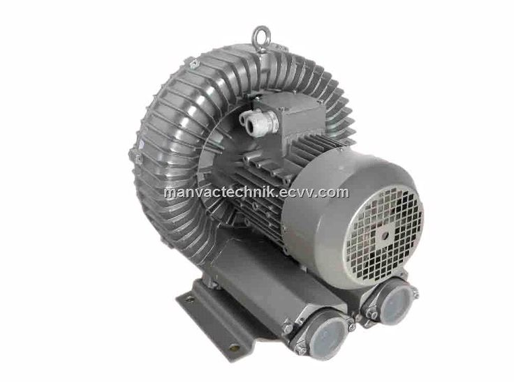 Side channel blower (LD 085 H43 R19) (KA series) - China Side channel blower, Manvac