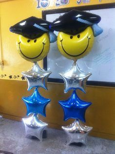 GRADUATION BALLOON ART and OMG! Get some