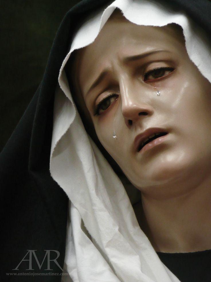 Virgen+Dolorosa05+by+Antonio+Jose+Martinez+Rodriguez.jpg (886×1181)
