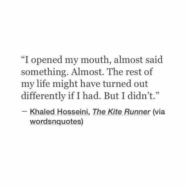 redemption in kite runner thesis