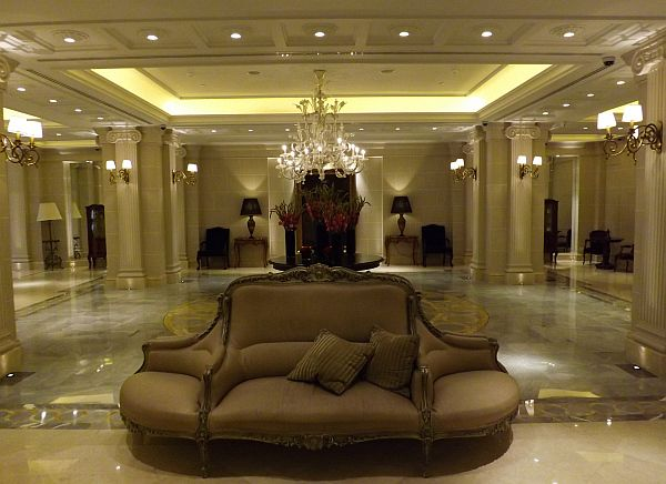 Luxury Collection King George Hotel, on Syntagma Square in Athens
