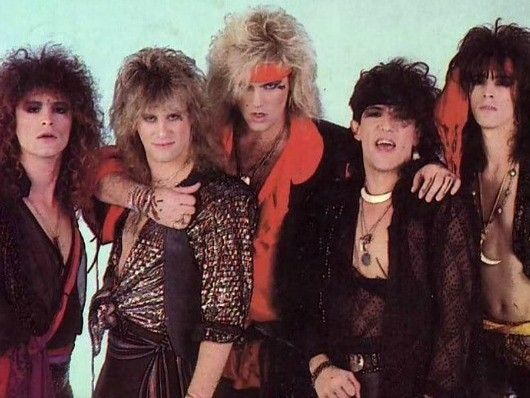 Top 10 Glam Metal Bands of All Time | OC Weekly
