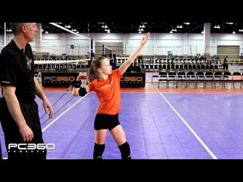 ▶ How to HIt a Volleyball - Arm Swing Trainer - YouTube