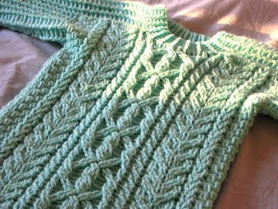 Free Crochet Aran Cardigan Pattern : 124 best images about Aran knitting on Pinterest Free ...
