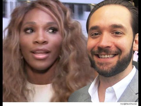 Serena Williams Marrying A White Man... Coon Or Smart Move? - YouTube