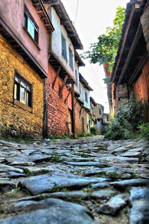 Bursa - Cumalıkızık Köyü / Bursa - Cumalikizik Village by Utku  Şamlı on 500px