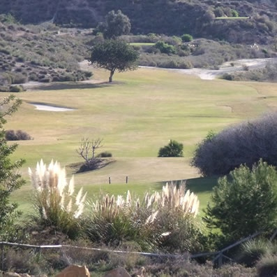 Valle de Este golf course Vera Almeria Spain