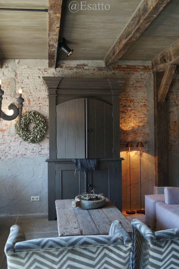 Meer dan 1000 ideeën over grijs plafond op pinterest   plafonds ...