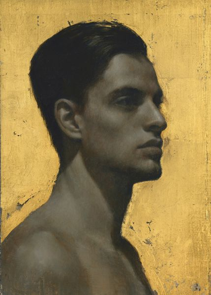 """Fletcher Sibthorp (British, b. 1969), """"Nothing Gold Can Stay"""""""