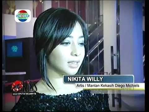 Bantah Koma, Nikita Willy Dirawat karena Operasi Gigi Geraham