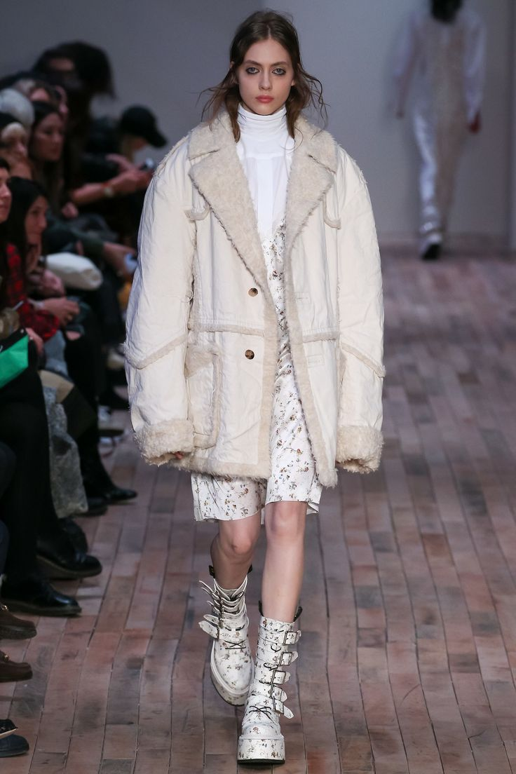 R13 Fall 2017 Ready-to-Wear Collection Photos - Vogue