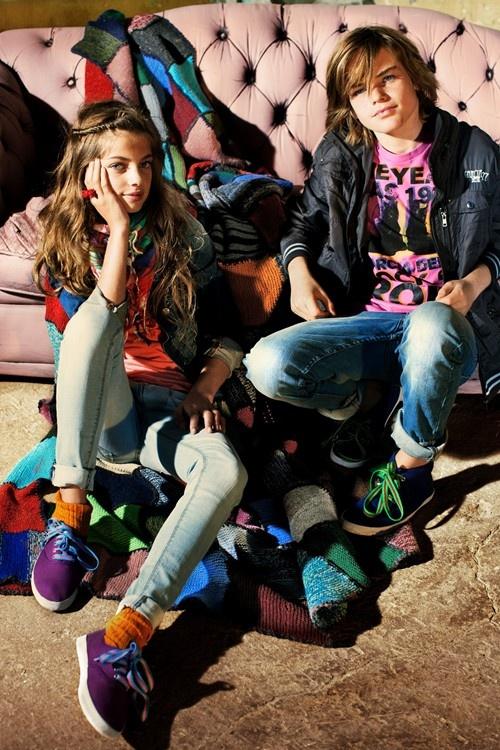 Garcia | Teens Spring/Summer '12
