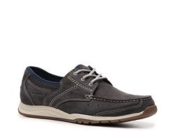 Clarks Armada English Boat Shoe