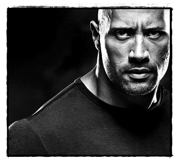 Dwayne Johnson, i'd like to thank his parents.