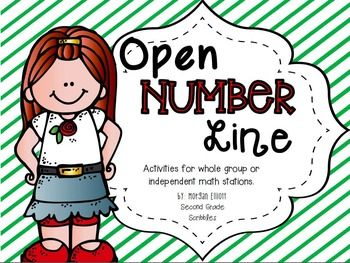 1000+ ideas about Open Number Line on Pinterest | Number Lines ...