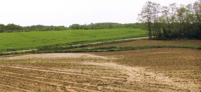 > La mort annoncée des sols agricoles.  Depuis 1989 le couple de chercheurs Lydia et Claude Bourguignon alertent sur le danger des agricultures intensives qui détruisent la biomasse microbienne des sols.