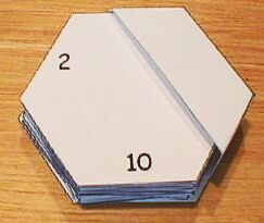 "Math fact cards for addition/subtraction and multiplication and division.  Besides the ability for students to practice independently, the site also has games.  In addition there is a template for a ""case"" for the cards.:"