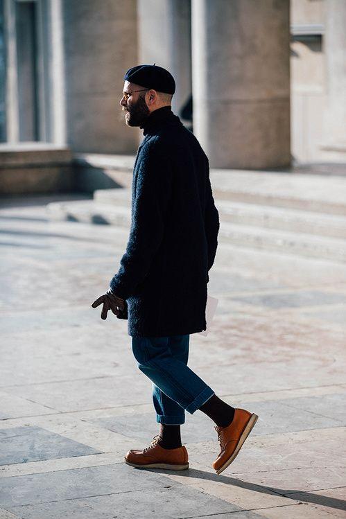 Street Style: The best looks from Paris Menswear Week Fall/Winter 2017-2018 70