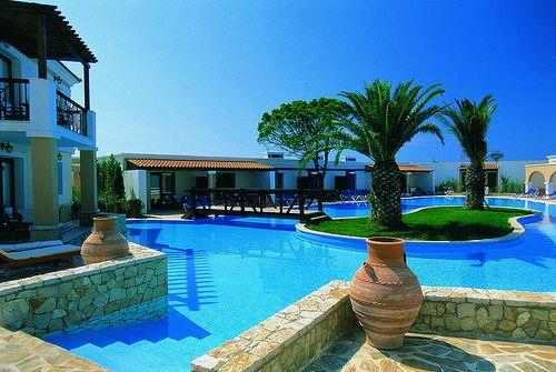 Aldemar Olympian Village hotel in West Peloponnese, Greece