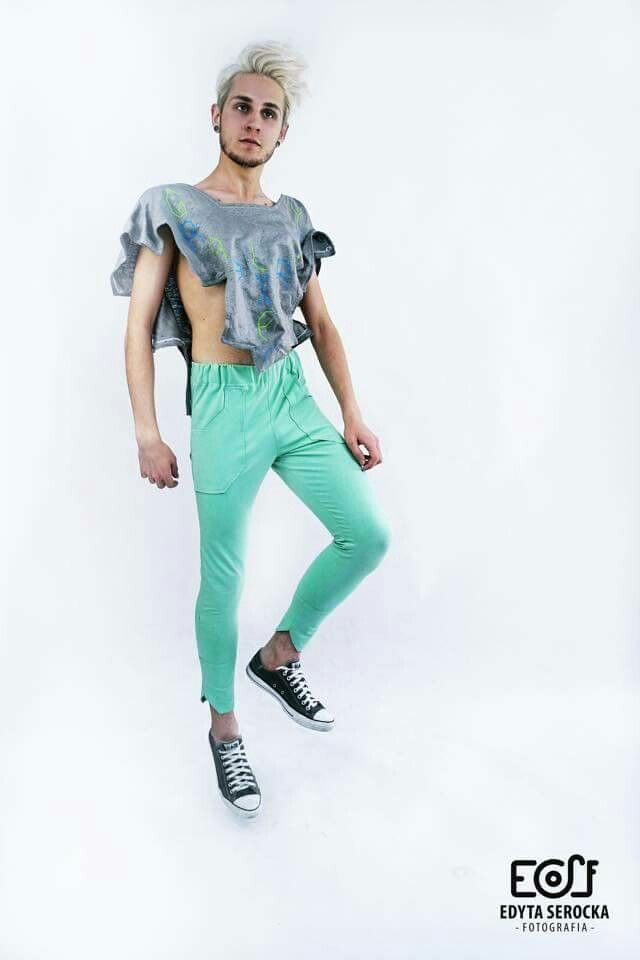 Go for great streat wear look like this! Be different!