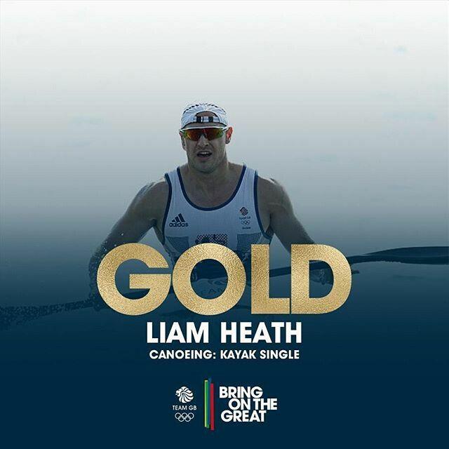 Liam Heath | Kayak Single