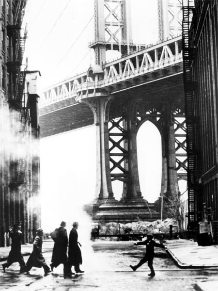 Once upon a time in America.