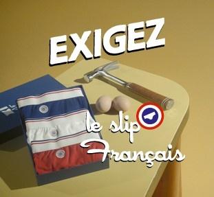 Le slip Français pour toute la famille - #madeinfrance #handmade #knickers