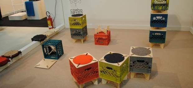De todo un poco adornos reciclados ecoideas reciclaje pinterest reciclaje decoracion - Manualidades para el hogar faciles y economicas ...