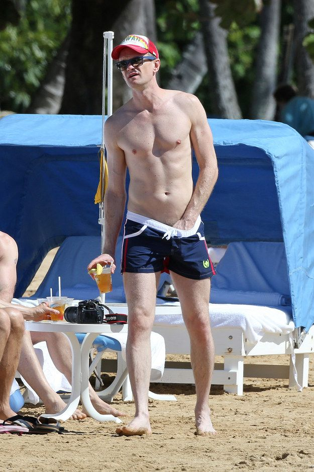 A Beautiful Life: The Story Of Neil Patrick Harris On A Beach