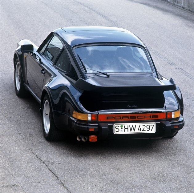 Porsche 911 Turbo Coupe 3.3