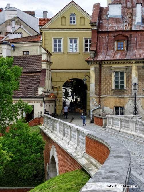 Lublin na weekend - Klub Podróżników Śródziemie