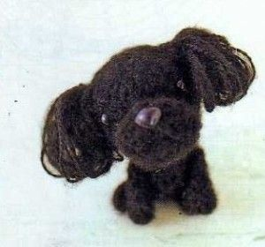 Cute Amigurumi Puppy Dog - FREE Crochet Pattern / Tutorial
