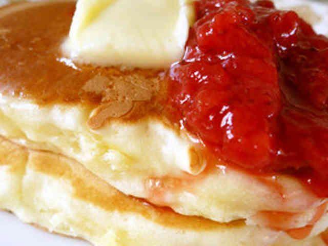 アメリカ☆パンケーキ☆簡単ベーシックの画像