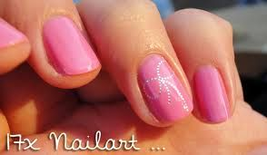 nail art voor korte nagels - Google Search