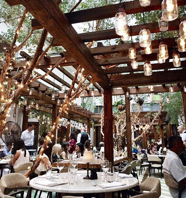 Cecconi's at Soho Beach House, Miami. #WLFKtravelAPP