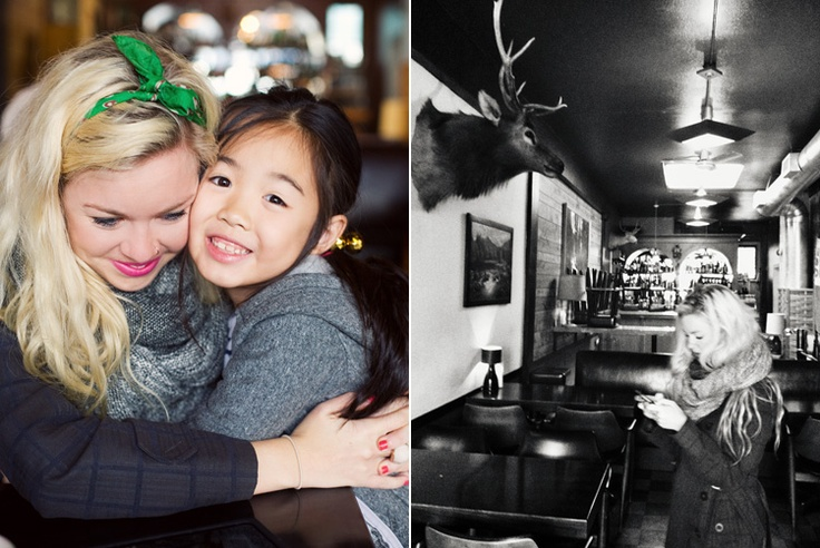 portland with my sweet miss V. photos by bonnie tsang